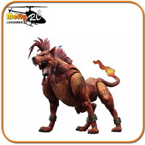 Final Fantasy VII Advent Children Red XIII Play Arts Kai