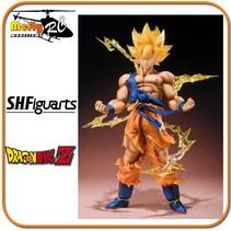 Figuars Zero Dragon Ball Z Son Goku Bandai Lacrado Dbz