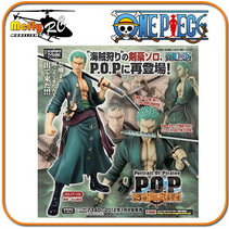 One Piece POP Portrait Of Pirates Roronoa Zoro P.O.P Megahouse
