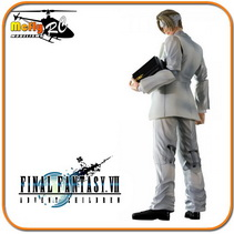 Final Fantasy Advent Children Rufus Shinra Play Arts Square
