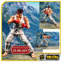 ( Reserva 10% do valor) S.H.FIGUARTS RYU STREET FIGHTER