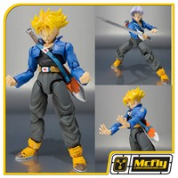 DRAGON BALL Z S.H FIGUARTS TRUNKS PREMIUM COLOR EDITION LIMITED EDITION