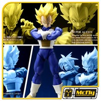 S.H Figuarts Dragon Ball Z Super Vegeta Sayajin