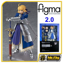 Figma Saber 2.0 Fate Stay Night 227 MAX FACTORY