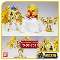 (RESERVA 10% DO VALOR) Cloth Myth Saga de Gemeos + Saga SOG + Mestre Ares Cavaleiros do Zodiaco Bandai chegada 15/08