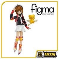 Figma 265 Card Captor Sakura Uniform Vers.