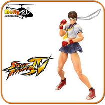 Street Fighter Sakura Ssf4 Play Arts Kai Square Enix