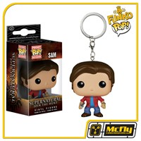 FUNKO POP Keychain: Supernatural - Sam - Chaveiro