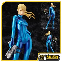 GOOD SMILE SAMUS ARAN ZERO SUIT 1/8