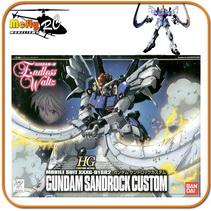 Gundam Wing Endless Waltz 1/144 HG EW-07 XXXG-01SR2 Sandrock Custon