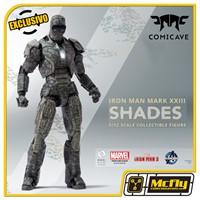 Comicave Iron Man Shades Mark XXIII 1/12 EXCLUSIVO MCFLY