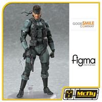 Figma 243 Solid Snake: MGS2 ver. Metal Gear Solid