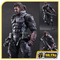 PLAY ARTS KAI SNAKE (SNEAKING SUIT VERS.)