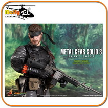 Hot Toys Metal Gear Solid 3 Snake Eater Mgs Sideshow