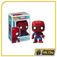 Funko Star Homem Aranha Spider Man POP Funko