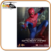Hot Toys Homem Aranha The Amazing Spider Man Sideshow Andrew