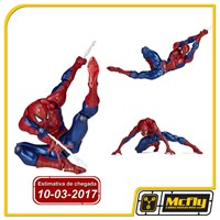 ( Reserva 10% do valor) Revoltech Amazing Spider Man