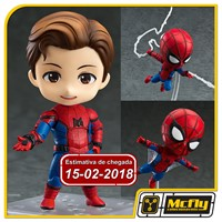 (RESERVA 10% DO VALOR) 781 Nendoroid Spider-Man: Homecoming Edition