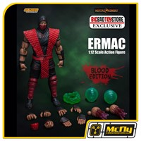 Storm Collectibles Ermac Mortal Kombat Special Edition Bloody