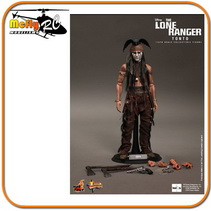 Hot Toys Tonto The Lone Ranger Sideshow