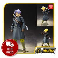 S.H Figuarts Trunks SSJ Dragon Ball Xenoverse