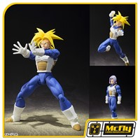 S.H Figuarts Dragon Ball Super Saiyan Trunks Super Trunks