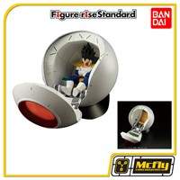 Bandai Dragon Ball Z Mechanics Saiyan Space Pod Figure Rise Model Kit