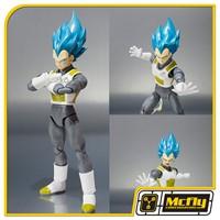 S.H Figuarts Super Saiyan Vegeta God Dragon Ball Z