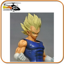 Dragon Ball Z The Vegeta ssj Master Stars Piece 25cm
