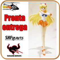S.h.figuarts Sailor Venus Bandai Lacrada Original Tamashi