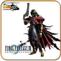 Final Fantasy Advent Children Vincent Play Arts Square Enix