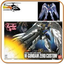 Gundam Wing Endless Waltz 1/144 HG EW-01 XXXG-00W0 Wing Zero Custom