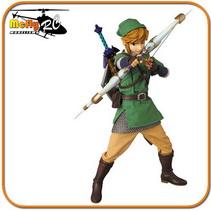 Rah The Legend Of Zelda - Link - The Skyward Sword Medicom