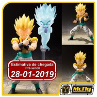 (RESERVA 10% DO VALOR)S.H Figuarts Gotenks Dragon Ball 28/01/2019