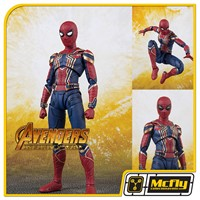 S.H Figuarts Iron Spider Spider Man Avengers Infinity War vingadores