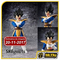 (Reserva 10% do Valor) S.H Figuarts Vegeta 2.0 Dragon Ball Z 20/11/2017