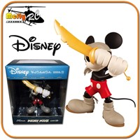 VCD Vinyl Collectible Doll Roen Pirate Mickey Mouse Medicom