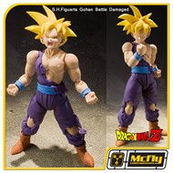 S.H Figuarts Super Saiyan Son Gohan Battle Damaged