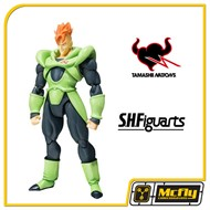 S.H Figuarts Android 16 Dragon Ball Z Androide