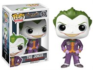 Pop Funko 53 The Joker - Arkham Asylum