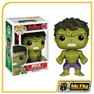 Avengers 2 Age Of Ultron - Hulk - Vingadores Era de Ultron - Pop! Funko