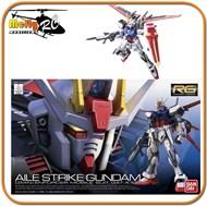 Gundam 1/144 RG #03 Aile Strike O.M.N.I. Enforcer GAT-X105