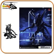 Aliens Colonial Marines Play Arts Kai no.1 Luker Square Enix