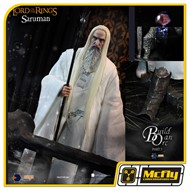 Asmus Toys Saruman THE WHITE 1/6 SCALE The Lord of the Rings
