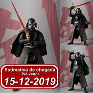 (RESERVA 10% DO VALOR) Bandai Star Wars Kylo Ren Movie Realization Ronin