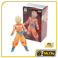 BANPRESTO BLOOD OF SAIYANS GOKU SSJ