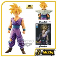 Banpresto Gohan Grandista Resolution Of Soldiers  Dragon Ball