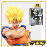 Banpresto Goku SSJ Resolution of Soldiers