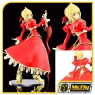 Original Banpresto Saber figure Fate Extra Last Encore