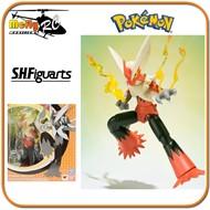 S.h Figuarts Pokemon Mega Blaziken Original P/entrega